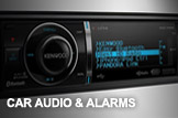 Car Audio & Alarms